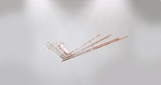 Object. 2013. Wood. 230x70x50cm
